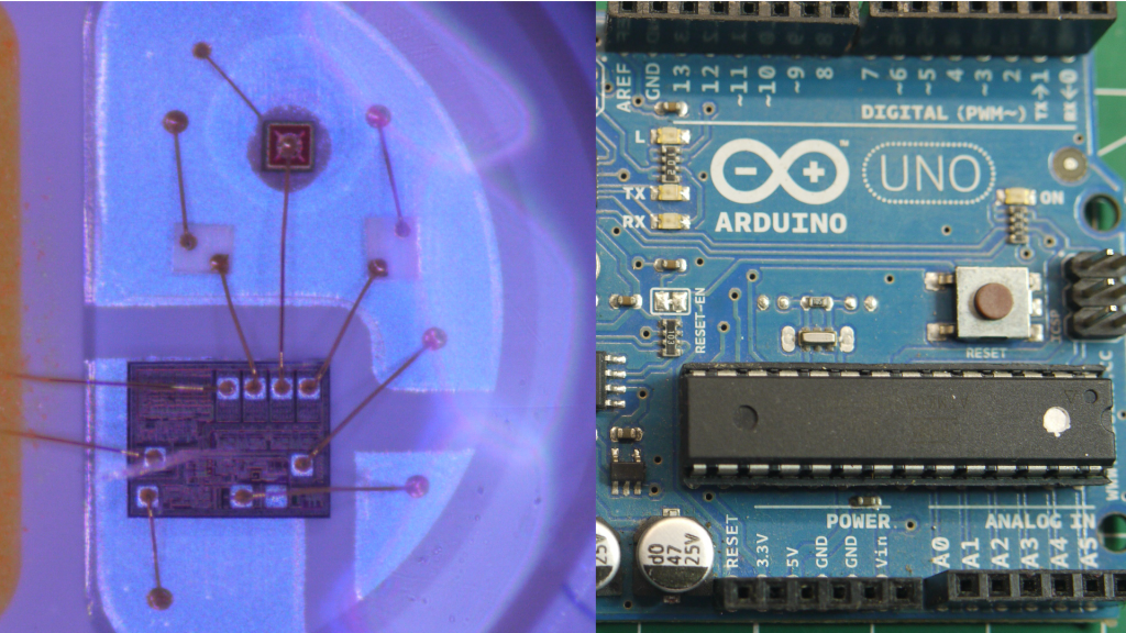 Turning on an led without arduino how hard can it be